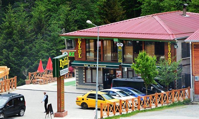 Ресторан «Eylul» в Айдере