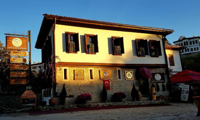 Ресторан «Iki Kasik» в Сафранболу