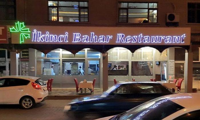 Ресторан «Ikinci Bahar» в Ургюпе