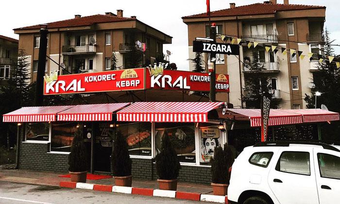 Ресторан «Kral» в Кютахье