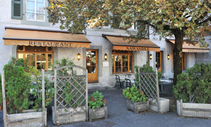 Ресторан «Sawasdee» в Женеве