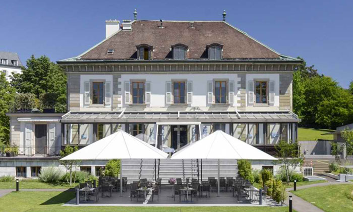 Ресторан «Vieux-Bois» в Женеве