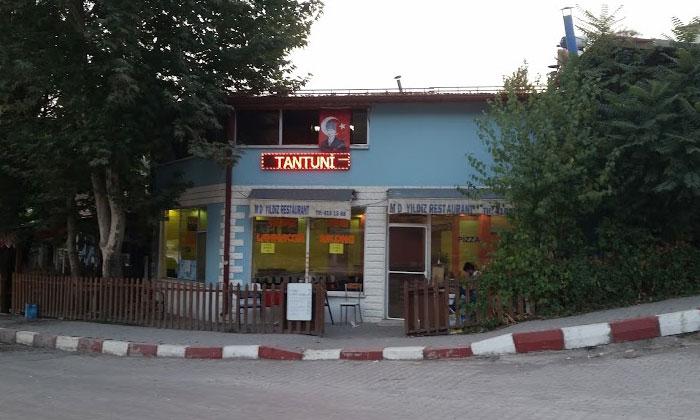 Ресторан «Yıldız Hamburger» в Дивриги