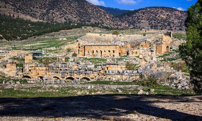 Руины Гиераполиса