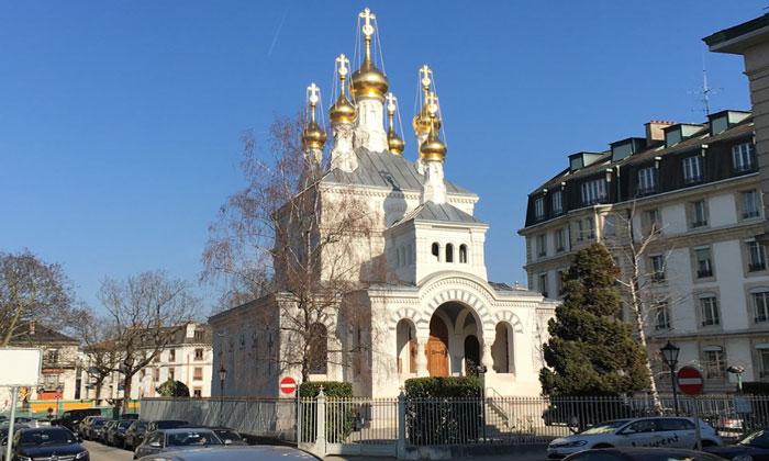 Русская церковь Женевы