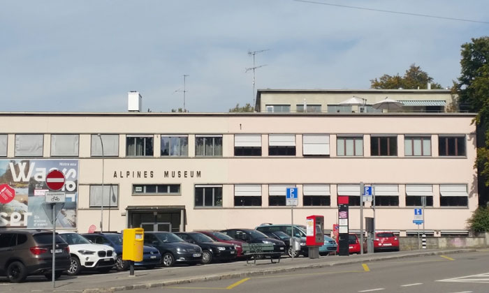 Альпийский музей Берна