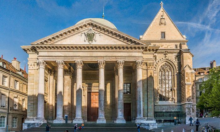 Женевский кафедральный собор Святого Петра