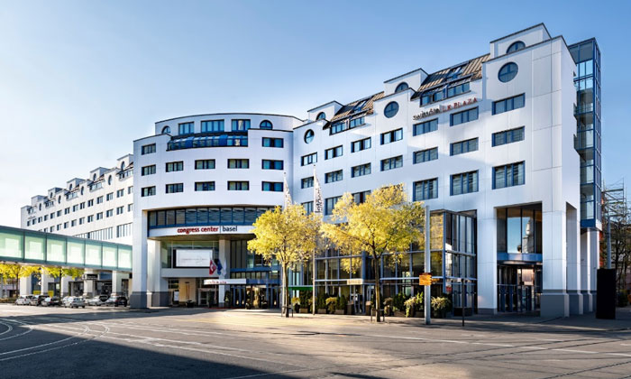Отель «Swissotel Le Plaza» в Базеле