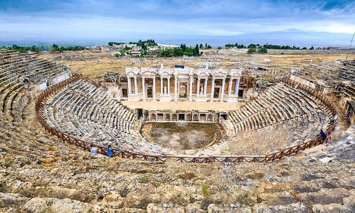 Древнегреческий театр Гиераполиса