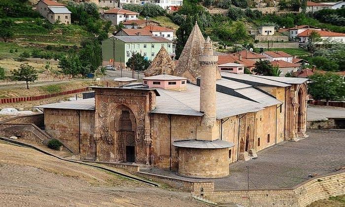 Великая мечеть Дивриги