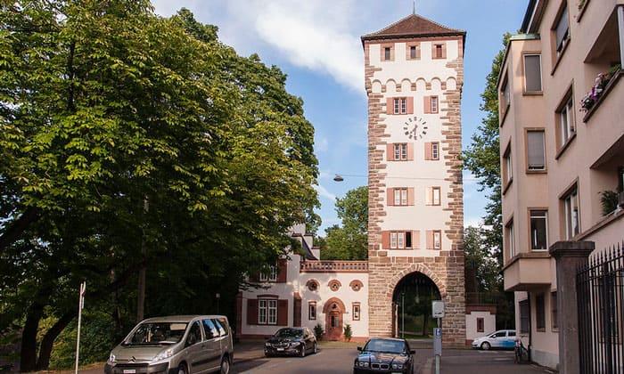 Ворота Святого Албана в Базеле