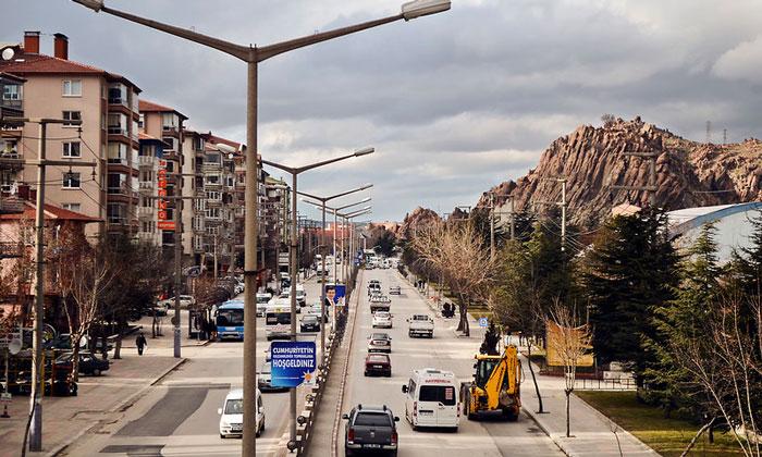 Улицы Афьонкарахисара