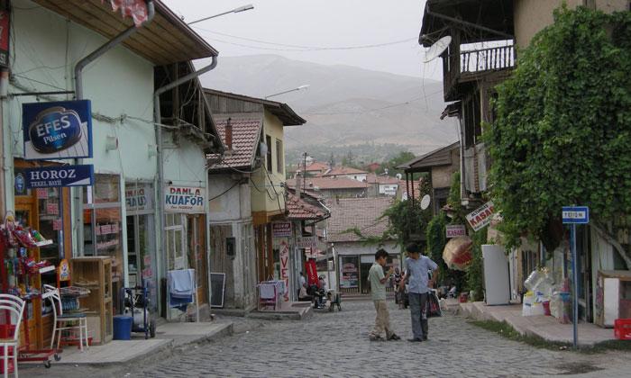 Улицы Дивриги