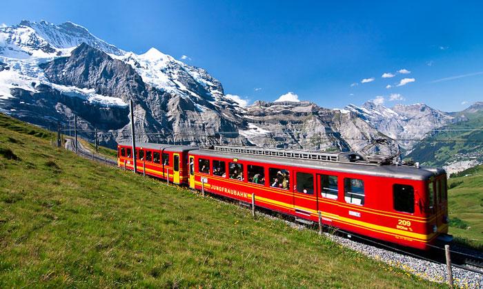 Железная дорога «Юнгфрау»