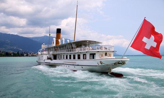Экскурсии по Женевскому озеру из Лозанны