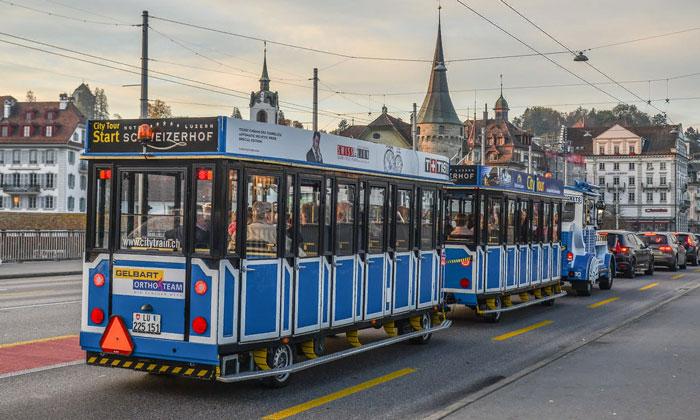 Экскурсионный тур по Люцерну