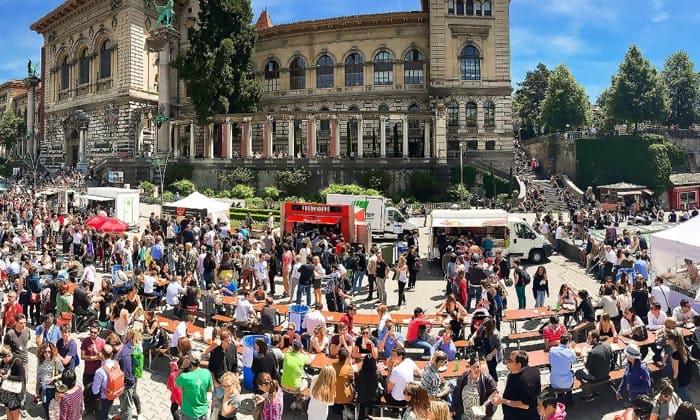Фестивали Лозанны