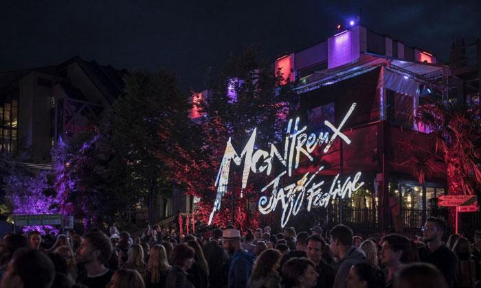 Фестиваль джаза в Монтре