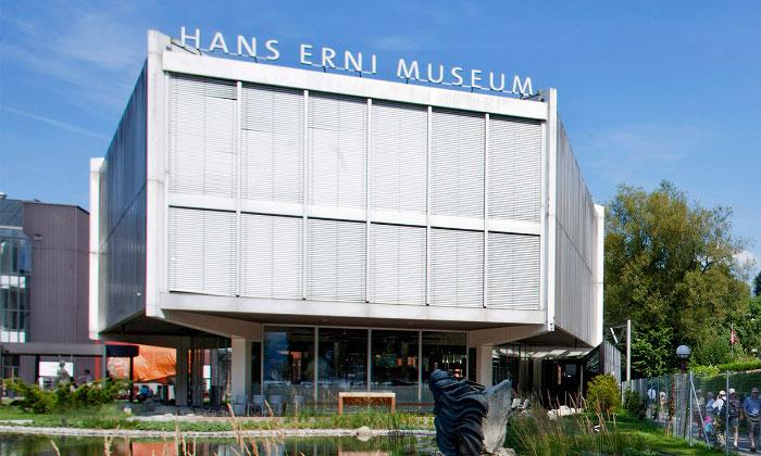 Музей Ханса Эрни в Люцерне