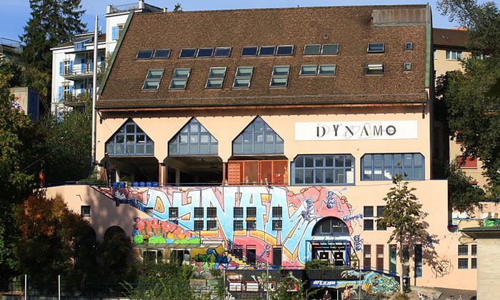 Ночной клуб «Dynamo» в Цюрихе