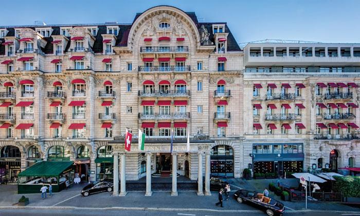 Отель «Lausanne Palace»