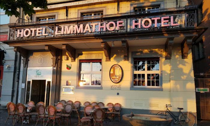 Отель «Limmathof» в Цюрихе