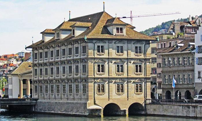 Ратуша Цюриха