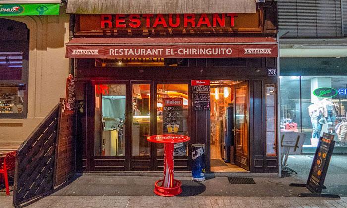 Ресторан «El-Chiringuito» в Лозанне
