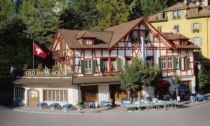 Ресторан «Old Swiss House» в Люцерне
