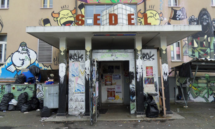 Заведение «Sedel» в Люцерне
