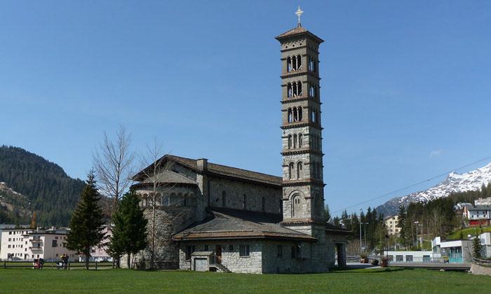 Католическая церковь Санкт-Морица