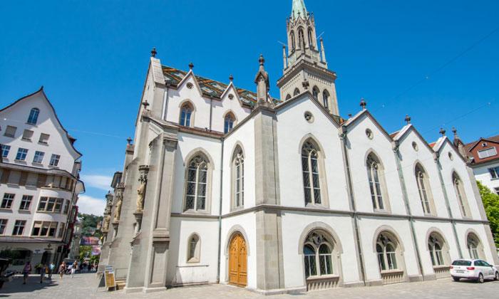 Церковь Святого Лаврентия в Санкт-Галлене