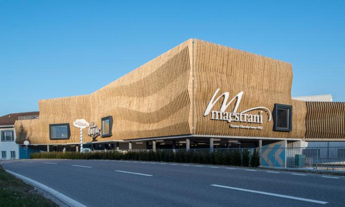 Шоколадная фабрика «Maestrani»