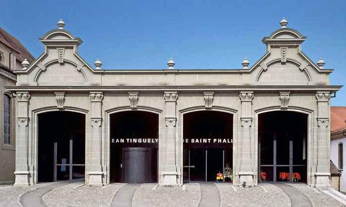 Галерея Жана Тэнгли и Ники де Сент-Фалль во Фрибуре
