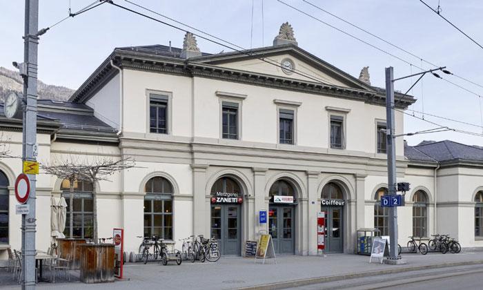 Железнодорожный вокзал Кура