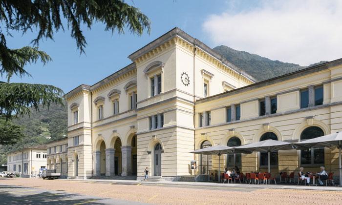 Железнодорожный вокзал Беллинцоны
