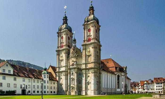 Кафедральный собор Санкт-Галлена
