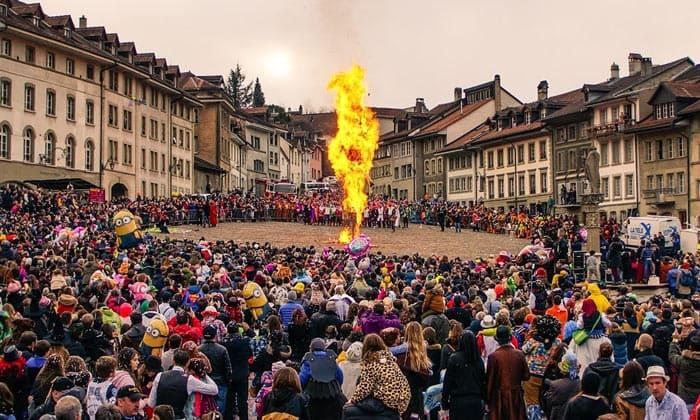 Фрибурский карнавал