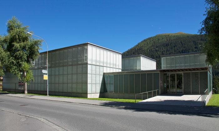 Музей Кирхнера в Давосе