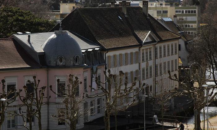 Музей Neuhaus в Биле