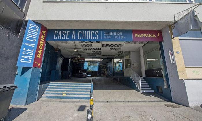 Ночной клуб «Case a Chocs» в Невшателе