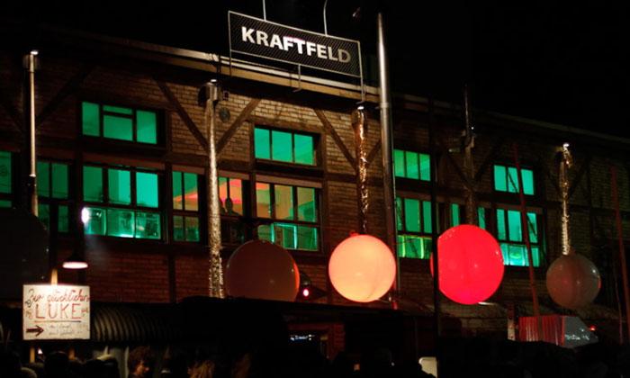 Ночной клуб «Kraftfeld» в Винтертуре