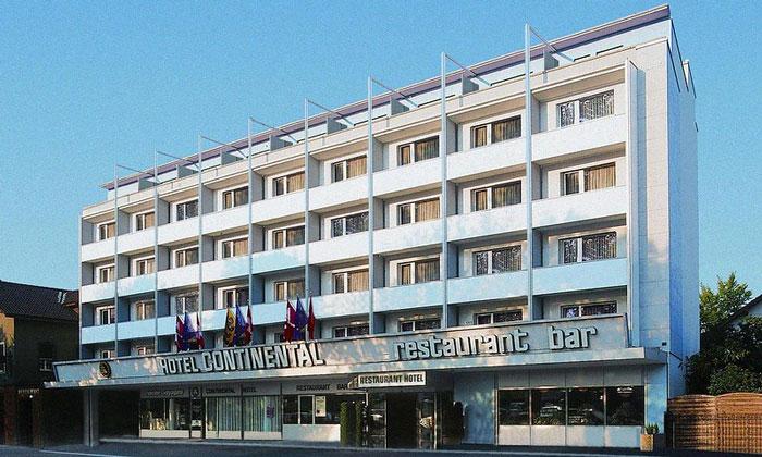 Отель «Continental» в Биле