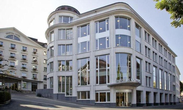 Отель «Einstein» в Санкт-Галлене