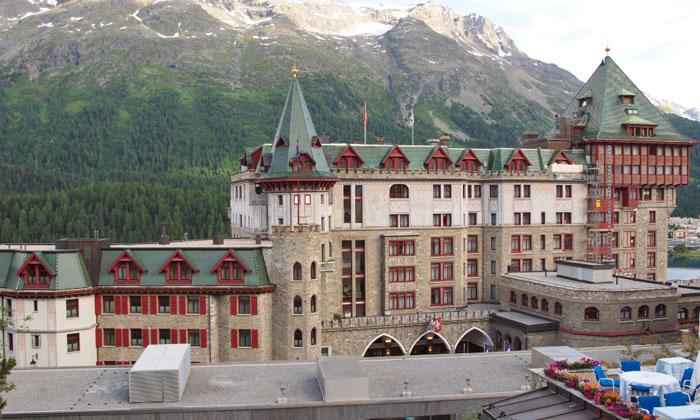 Отель Palace в Санкт-Морице