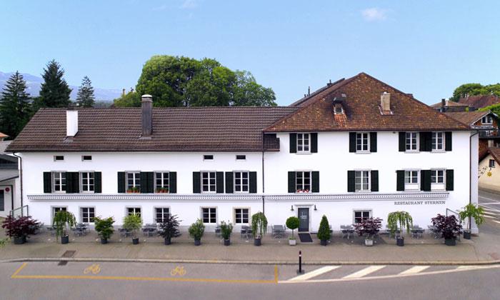 Ресторан «Sternen» в Золотурне