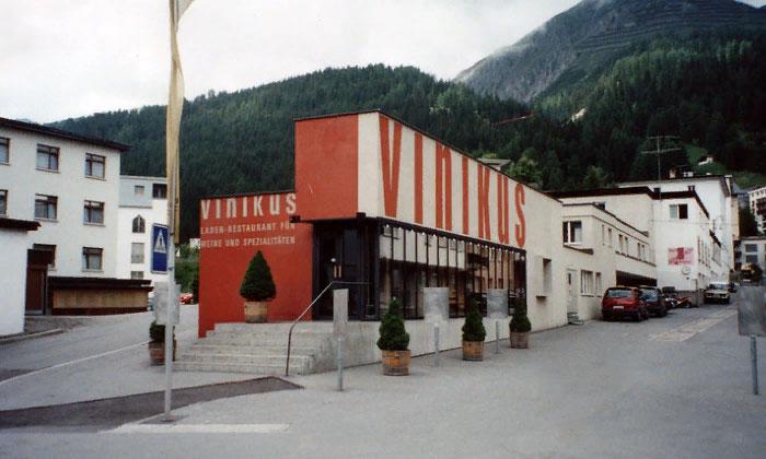 Ресторан Vinikus в Давосе
