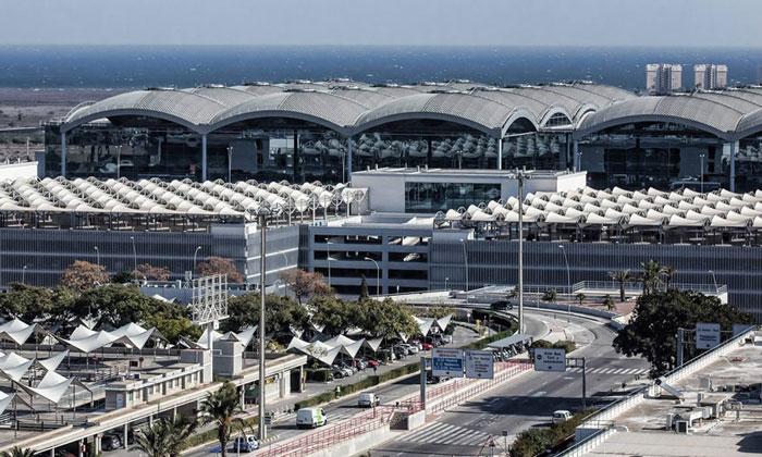 Международный аэропорт Аликанте-Эльче