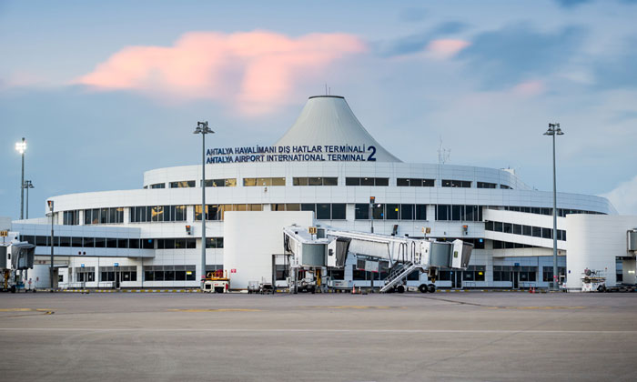 Международный аэропорт Анталии (Терминал 2)