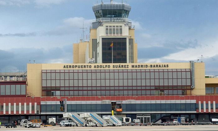 Международный аэропорт Мадрид-Барахас имени Адольфо Суареса